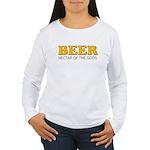 Beer Women's Long Sleeve T-Shirt