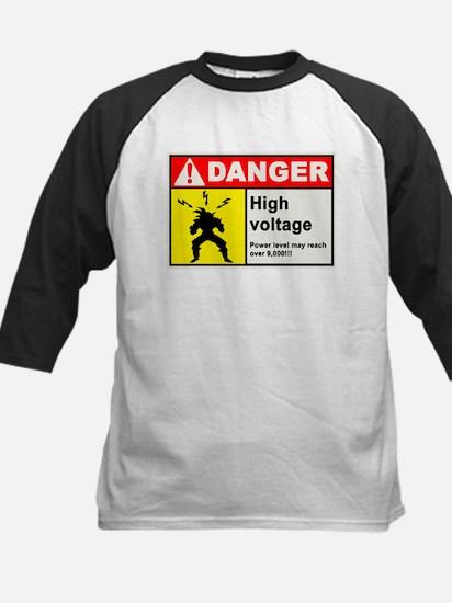 High Voltage Kids Baseball Jersey