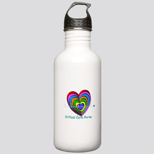 Critical Care Nurse Stainless Water Bottle 1.0L