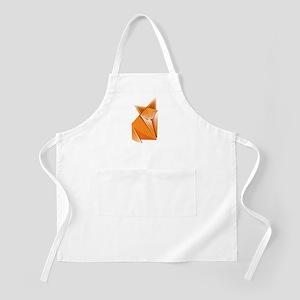 Origami Fox Apron