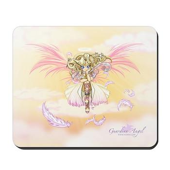 Guardian Angel Gifts Anime Art Mousepad