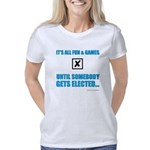 All Fun & Games Until Some Women's Classic T-Shirt