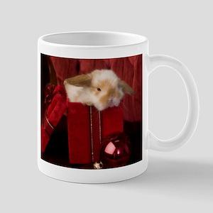 Christmas Bunny Mug