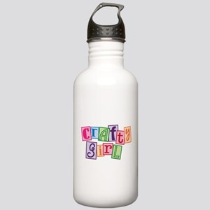 Crafty Girl Stainless Water Bottle 1.0L