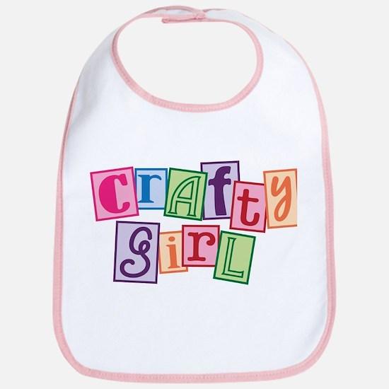 Crafty Girl Bib