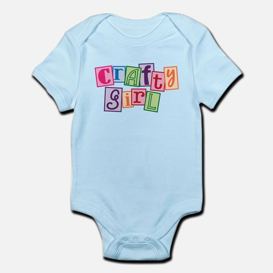 Crafty Girl Infant Bodysuit