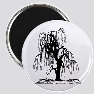 Weeping Willow Tree Magnet