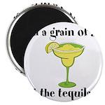 Grain Of Salt Magnet