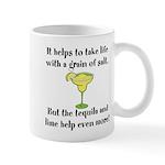 Grain Of Salt Mug
