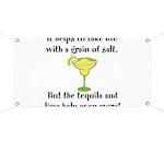 Grain Of Salt Banner