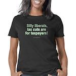 tax cuts 1 trsp Women's Classic T-Shirt