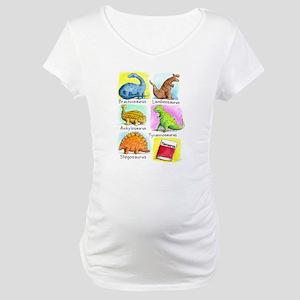 Saurus Shirts Maternity T-Shirt