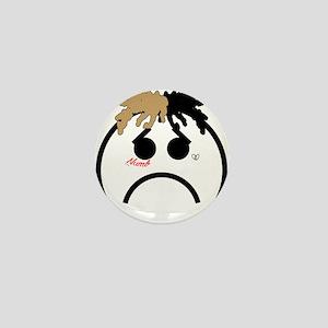 Xxxtentacion emoji Mini Button