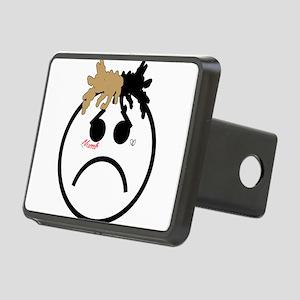 Xxxtentacion emoji Rectangular Hitch Cover