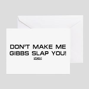 NCIS: Gibbs Slap Greeting Cards (Pk of 20)