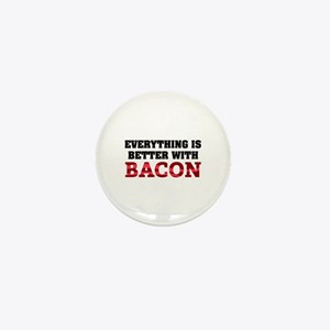 Bacon Mini Button