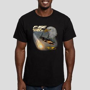 F15E_StrikeEagle_Wht T-Shirt