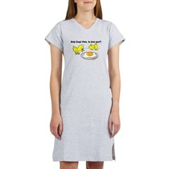 Holy Crap! Pete, is that you? Women's Nightshirt
