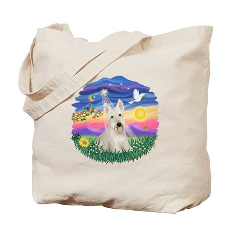 Twilight - Scotty (W) Tote Bag
