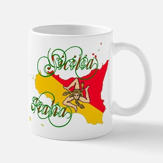 Sicilia Italia Mug
