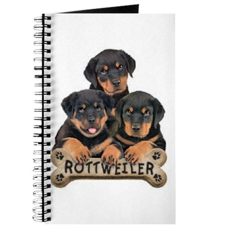its a puppy thing! Journal