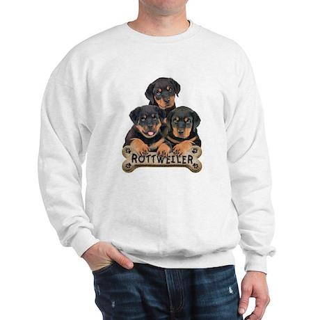 its a puppy thing! Sweatshirt
