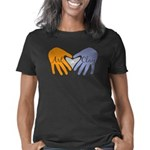 Art In Clay / Clay Heart a Women's Classic T-Shirt