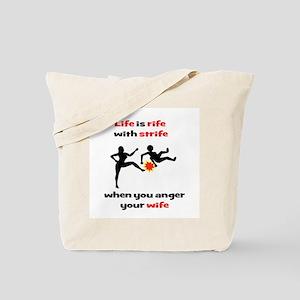 Romantic Comedy II Tote Bag