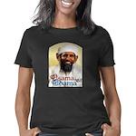 Osama Obama trsp Women's Classic T-Shirt