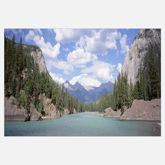Bow River Banff National Park Alberta Canada