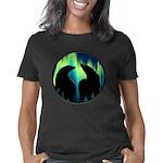Northern Lights Tribal Bea Women's Classic T-Shirt