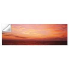 Sunrise Lake Michigan Chicago IL Wall Decal