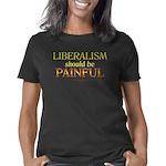 Liberalism Painful Women's Classic T-Shirt
