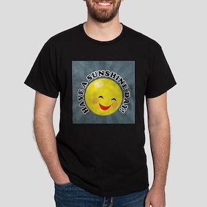Brady Bunch Sunshine Day Dark T-Shirt
