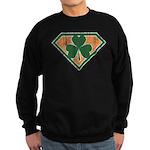 Super Shamrock Sweatshirt (dark)
