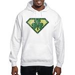 Super Shamrock Hooded Sweatshirt