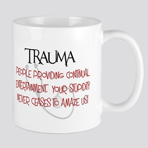 Trauma Mug