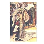 Charles Robinson's Cinderella Postcards (Package o