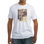 Charles Robinson's Cinderella Fitted T-Shirt