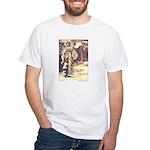 Charles Robinson's Cinderella White T-Shirt