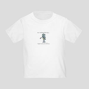Toddler T-Shirt Sam Giggle and Grumbles