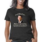 Reagan color welfare quote Women's Classic T-Shirt