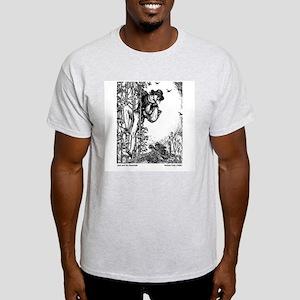 Cole's Jack & Beanstalk Ash Grey T-Shirt
