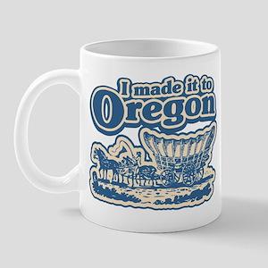 I Made it to Oregon! Mug