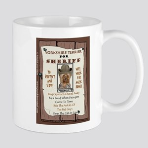 Yorkshire Terrier (Puppy Cut) Mug