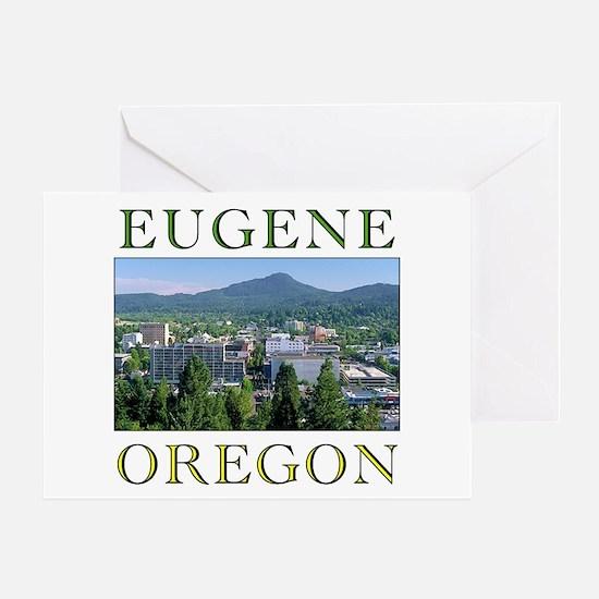 Unique Sisters oregon Greeting Card