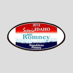 Romney Idaho Patches