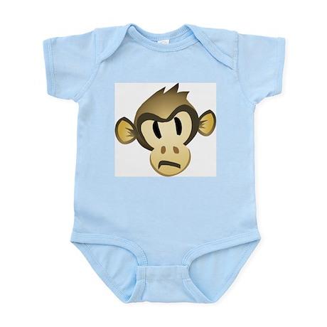 Disgruntled Monkey Infant Creeper