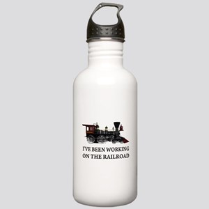 I've Been Working on the Railroad Stainless Water