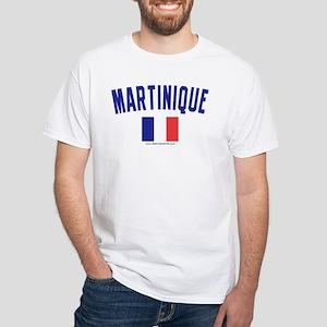 Martinique White T-Shirt